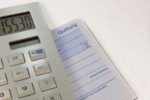 saisie facture client